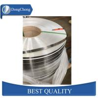 Buy cheap Cold Rolling Aluminium Flat Strips For Electronic Product Surface Optional from wholesalers