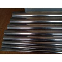 Buy cheap ASTM A789 A790 Duplex Steel Pipes , Duplex Steel 2205 UNS S31803 Pipe from wholesalers