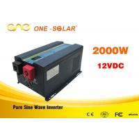 Buy cheap 300w High Efficiency UPS Pure Sine Power Inverter Automatic Shutdown from wholesalers