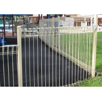 Buy cheap OEM PVC Coated SSM Welded Wire Garden Fence from wholesalers
