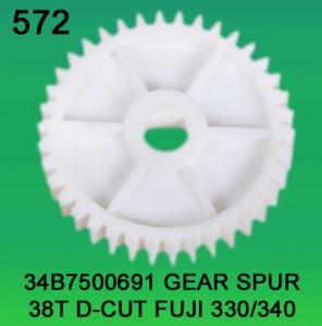 Buy cheap 34B7500691 GEAR TEETH-38 D-CUT FOR FUJI FRONTIER 330,340 minilab product