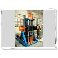China Tilt Hydraulic Driven Gravity Casting Machine High Precision Easy Operation on sale