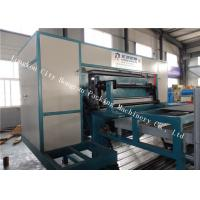 Buy cheap Easy Operation Egg Box Machine , Paper Carton Making Machine 0.8-1% Frequency from wholesalers