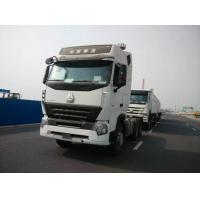 Buy cheap Comfortable Cabin Howo A7 Tractor Trailer Truck With WD615.47 Engine Euro 2 from wholesalers