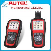 Buy cheap Autel MaxiService OLS301 Oil Light Service Reset Tool INSP Inspection Interval Erase Scanner OLS 301 Free Update Online from wholesalers