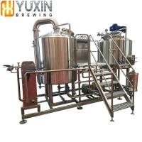 Buy cheap 100L 200L 300L Stainless Steel Micro Beer Brewery Equipment System product