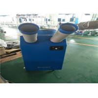 Buy cheap Floor Standing 5500w Commercial Spot Coolers Customized For Outdoor 220v 50hz from wholesalers