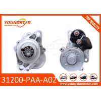 Buy cheap Car Starter Motor For Honda Accord 31200-PAA-A02 31200PAAA02 31200 PAA A02 from wholesalers