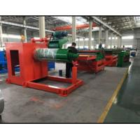 Buy cheap 0.8-3.0 Mm Steel Thickness Silo Roll Forming Machine With 10T Hydraulic Decoiler product