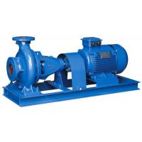 Buy cheap Low Speed Horizontal End Suction Pump , End Suction Water Pump Fit Low Noise Requirement from wholesalers