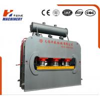 Buy cheap CE Certificated Hydraulic Hot Press Machine For Laminating Furniture Board from wholesalers