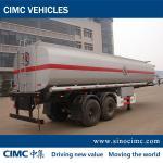 Buy cheap CIMC crude oil tank trailer oil tanker semi trailer from wholesalers
