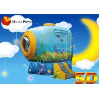 Buy cheap Luxury Sofa Seat Cute HD LCD Display 5D Moving Theater Cabin For Children from wholesalers