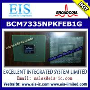 Buy cheap BCM7335NPKFEB1G - BROADCOM - SINGLE-CHIP SATELLITE SET-TOP BOX DECODER product