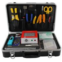 Buy cheap Professional Fiber Optic Connector Termination Tool Kit , Fiber Optic Installation Tools from wholesalers