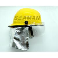 Buy cheap Firefighters Marine Fire Fighting Equipment Fireman Protective Safety Rescue Helmet from wholesalers