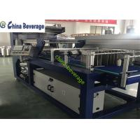 Buy cheap Automatic PE Film Industrial Shrink Wrap Machine , Heat Shrink Wrap Machine With Heating Tunnel from wholesalers