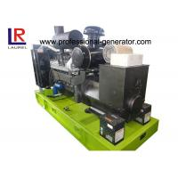 Buy cheap AC 3 Phase 20kVA - 800kVA Electric Open Diesel Generator with 4 Poles Brushless Alternator from wholesalers