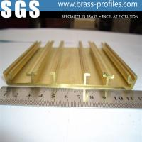 Buy cheap Etch-proof New Customized Made Brass Casement Window And Door Profile from wholesalers