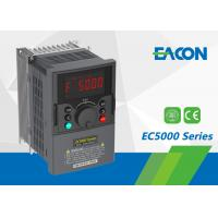 Buy cheap 2.6KVA Vector Control High Frequency Inverter 750w 380v 1hp For Electric Power from wholesalers