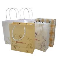 Buy cheap Twist Handle Paper Bag with Logo Print from wholesalers