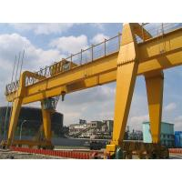 Buy cheap China Supplier Heavy Duty Factory Lifting Gantry Crane Price from wholesalers