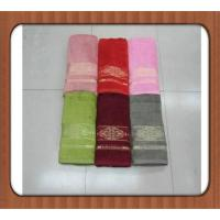 Buy cheap Solid Color Microfiber and Terry Towel Grid Home Face Towels product