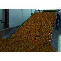 Buy cheap Intelligent Vegetable Fruit Production Line Automatic Packaging Conveyor Systems from wholesalers