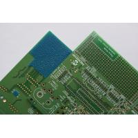 Buy cheap 28 Layers Green Solder Mask Immersion Gold Double Sided Peelable Mask PCB Fabrication from wholesalers