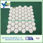 Buy cheap 3.6g/cm3 high density alumina ceramic tile/mosaic tile/plate from wholesalers