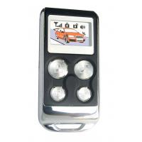 Buy cheap One Way Car Alarm With Lcd Screen from wholesalers