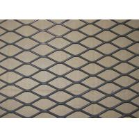 Buy cheap Diamond Hole Expanded Metal Sheet , Hot Dipped Galvanized Construction Expanded Metal Screen from wholesalers