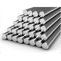 Buy cheap Precise Chrome Stainless Steel Round Bar High Temperature Resistance from wholesalers