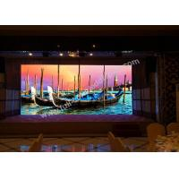 Buy cheap 4mm Pixel Pitch Led Stage Backdrop Screen  from wholesalers