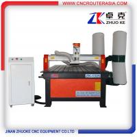 Dust collector Wood furniture engraving cutting machine with 3.2KW spindle ZK