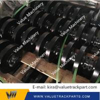 Buy cheap High Quality Black Crawler Crane Link belt Ls218h Top Roller from wholesalers