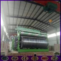 Buy cheap ZWJ1600 super heavy stainless steel wire mesh weaving machine from wholesalers