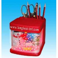 Buy cheap Pencil Holder - Snow Man for Christmas Gift & Office Decoration from wholesalers