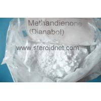 Buy cheap CAS 72-63-9 Bulking Cycle Human Growth Hormone Steroids Powder Metandienone / Dianabol from wholesalers