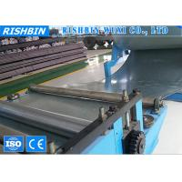 Buy cheap PLC Steel Cut to Length Metal Roll Forming Equipment with Hydraulic Decoiler product