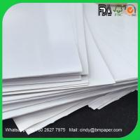 Buy cheap 115gsm 128gsm 135gsm  C2S C1S SBB FBB Coated Couche Paper Ivory Board For Printing from wholesalers