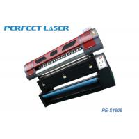 Buy cheap Steel 1.9m Sublimation Banner Barcode Flatbed Inkjet Printer Waterproof Anti - UV High Speed from wholesalers