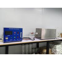 Buy cheap Cable Material Combustion Halogen Acid Gas Content Tester 230V AC 50Hz 15A IEC60754 from wholesalers
