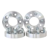 """2.5"""" (1.25"""" per side)   5X4.5 to 5x4.75   Wheel Spacers Adapters   12X1.5 fits Honda, Toyota"""