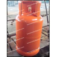 Buy cheap Nigeria 12.5kg LPG Gas Cylinder from wholesalers