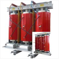Buy cheap 22kV - 2000 KVA Dry Type Transformer Pollution Free Dry Type Cast Resin Transformer product