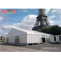 Buy cheap Water Resistant 10x30 Wedding Tent , Outdoor Big Tent For Wedding Reception from wholesalers