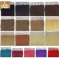 Buy cheap skin tape hair extension  made in indian human hair  competitive price and quality product   made from china factory from wholesalers