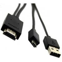 Buy cheap MHL Cable Micro USB to HDMI HDTV Adapter cable 2M for galaxy S4 and Note3 and smart phone from wholesalers