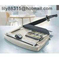 Buy cheap A4 Twin Paper Cutter QWL100(Trimmer and Guillotine) from wholesalers